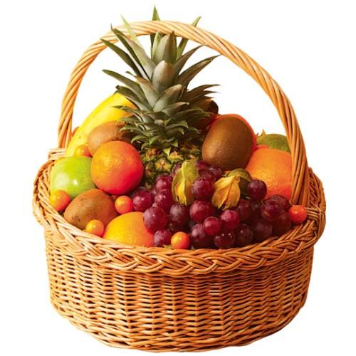 Купить на заказ Заказать Корзина с фруктами 2 с доставкой по Атырау с доставкой в Атырау
