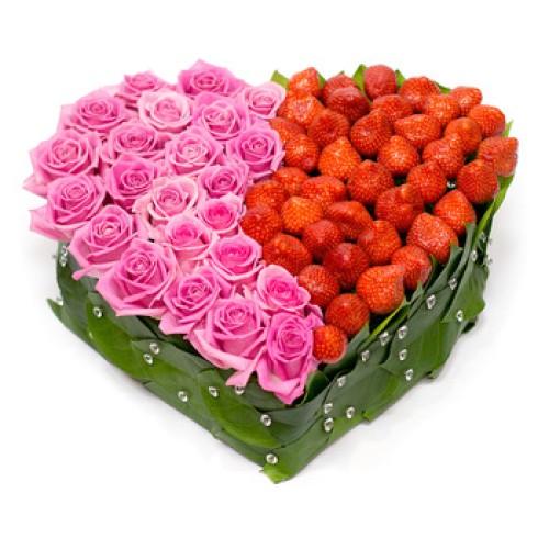 Купить на заказ Заказать Сердце 6 с доставкой по Атырау с доставкой в Атырау