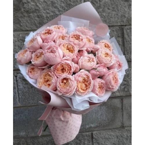 Купить на заказ Заказать 31 пионовидные розы с доставкой по Атырау с доставкой в Атырау