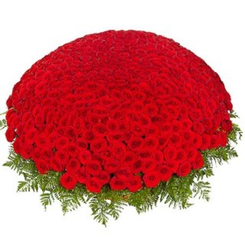 Купить на заказ Заказать 301  роза с доставкой по Атырау с доставкой в Атырау