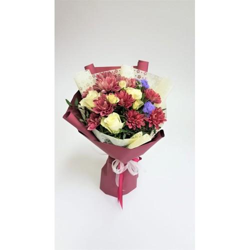 Купить на заказ Заказать Mini bouquet 7 с доставкой по Атырау с доставкой в Атырау
