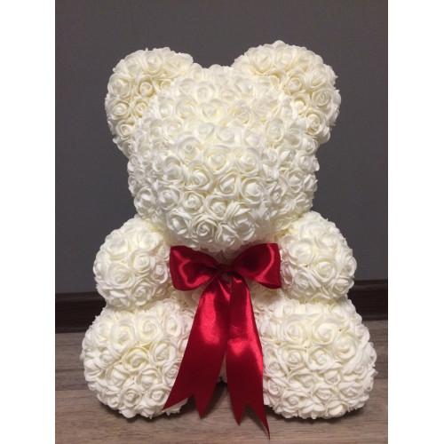 Купить на заказ Заказать Белый мишка с доставкой по Атырау с доставкой в Атырау